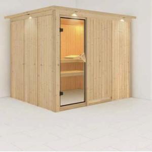 Sauna Greta dimensioni...