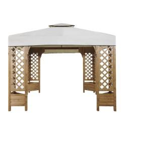 Gazebo in legno - Mod. Capri